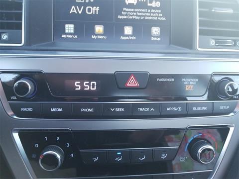 2017 Hyundai Sonata for sale in Pittston, PA