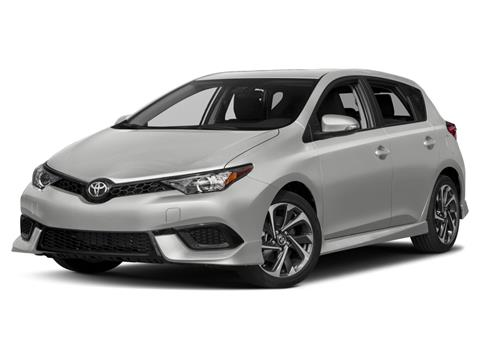 2017 Toyota Corolla iM for sale in Pittston PA