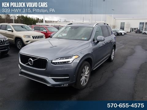 2016 Volvo XC90 for sale in Pittston, PA