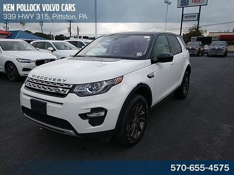 2018 Land Rover Discovery Sport for sale in Pittston, PA