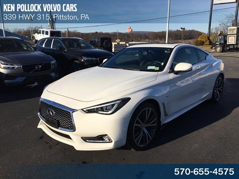 2018 Infiniti Q60 for sale in Pittston, PA