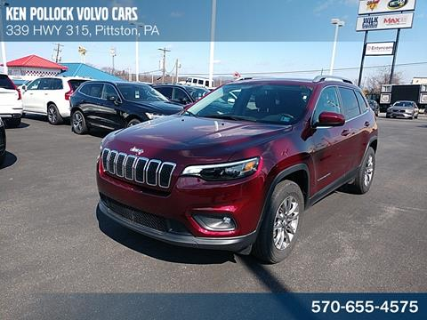 2019 Jeep Cherokee for sale in Pittston, PA