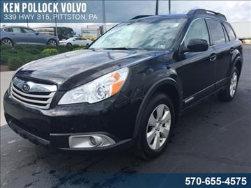 2012 Subaru Outback for sale in Pittston, PA