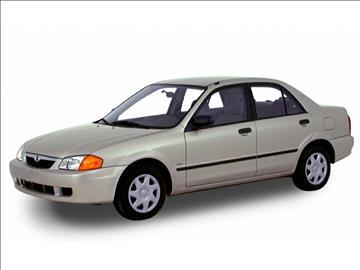 2000 Mazda Protege for sale in Pittston, PA