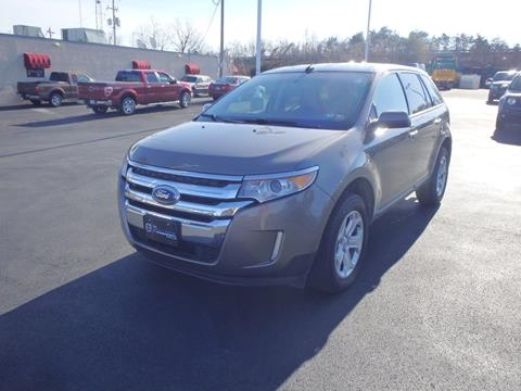 2014 Ford Edge for sale in Pittston PA