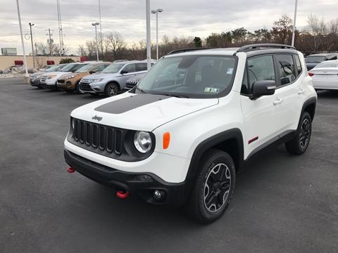 2016 Jeep Renegade for sale in Pittston PA