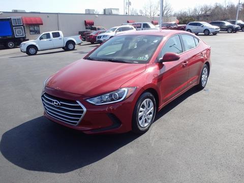2017 Hyundai Elantra for sale in Pittston, PA