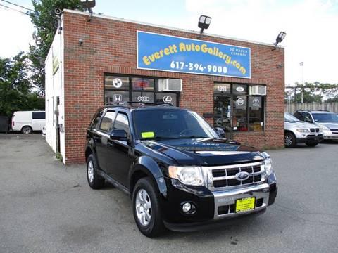 2009 Ford Escape for sale in Everett, MA