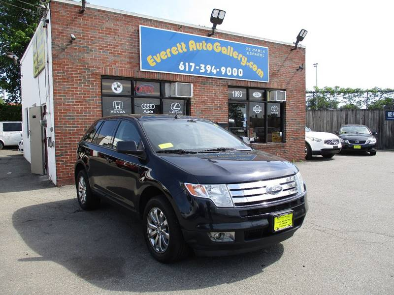 2010 Ford Edge SEL AWD 4dr Crossover - Everett MA