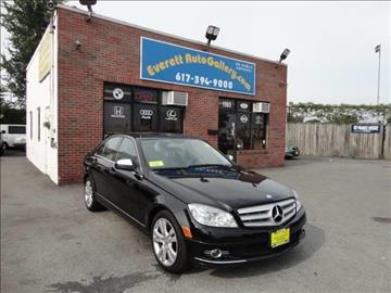 2009 Mercedes-Benz C-Class for sale in Everett, MA