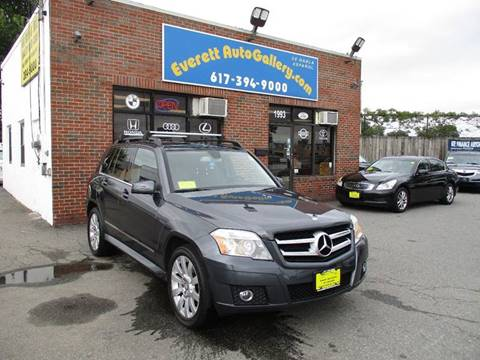 2010 Mercedes-Benz GLK for sale in Everett, MA