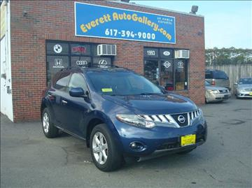2009 Nissan Murano for sale in Everett, MA