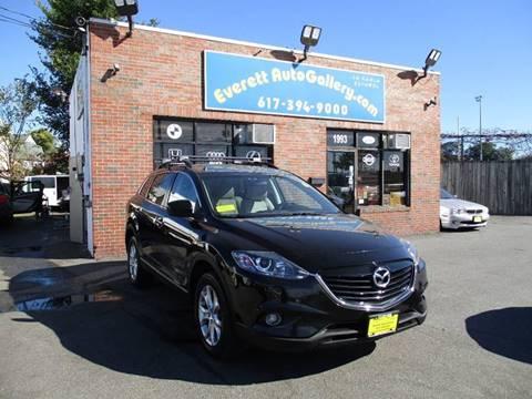 2013 Mazda CX-9 for sale in Everett, MA