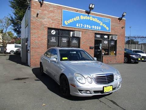 2007 Mercedes-Benz E-Class for sale in Everett, MA