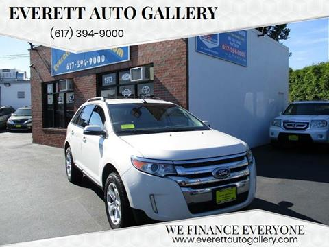 Ford Edge For Sale At Everett Auto Gallery In Everett Ma