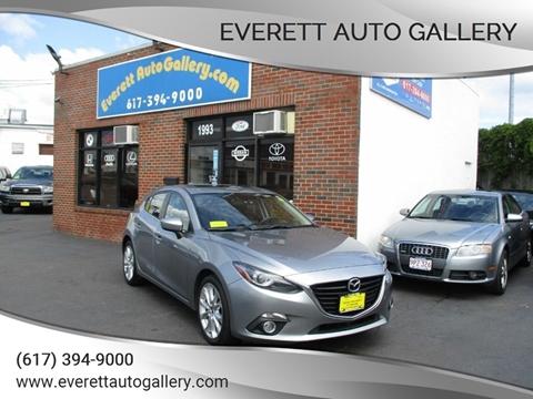 Mazda MAZDA3 For Sale in Everett, MA - Everett Auto Gallery