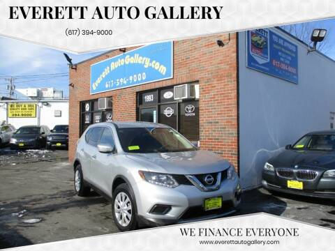 2014 Nissan Rogue for sale at Everett Auto Gallery in Everett MA
