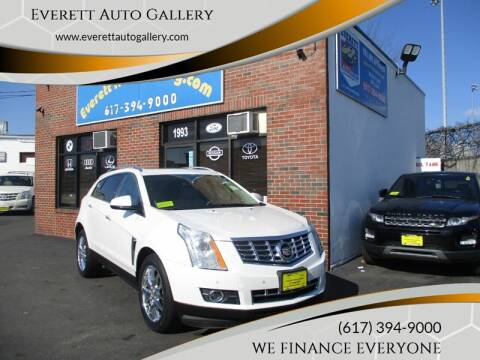 2014 Cadillac SRX for sale at Everett Auto Gallery in Everett MA