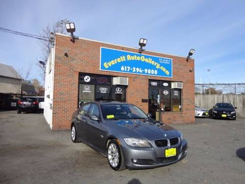 2011 BMW 3 Series for sale in Everett, MA
