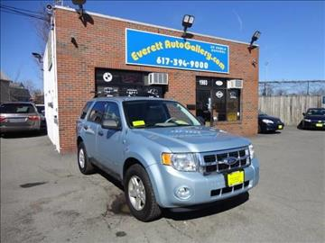 2008 Ford Escape Hybrid for sale in Everett, MA