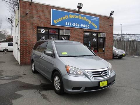 2009 Honda Odyssey for sale in Everett, MA