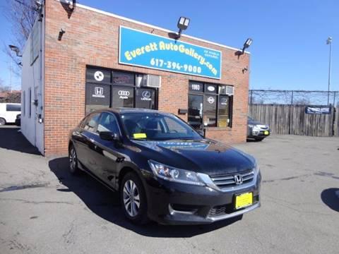 2014 Honda Accord for sale in Everett, MA