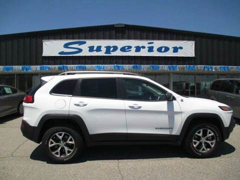 2016 Jeep Cherokee for sale in Henderson, NC