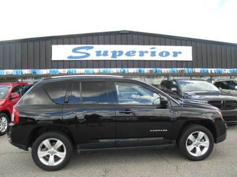2015 Jeep Compass for sale in Henderson, NC