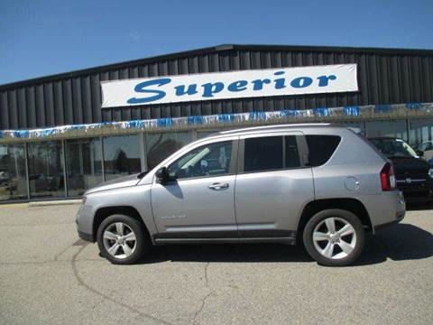 2016 Jeep Compass for sale in Henderson, NC