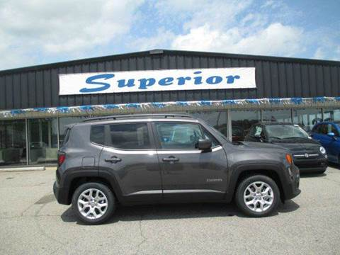 2017 Jeep Renegade for sale in Henderson, NC