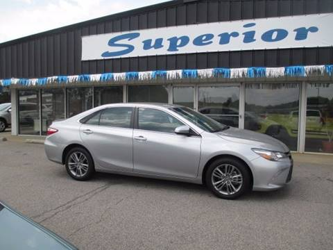 2015 Toyota Camry for sale in Henderson, NC