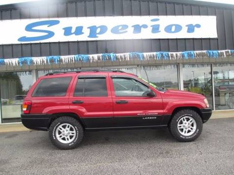 2003 Jeep Grand Cherokee for sale in Henderson, NC