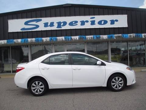 2014 Toyota Corolla for sale in Henderson, NC