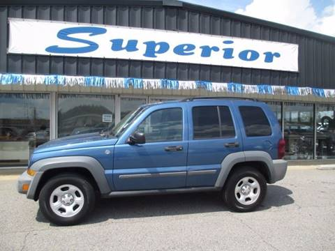 2005 Jeep Liberty for sale in Henderson, NC