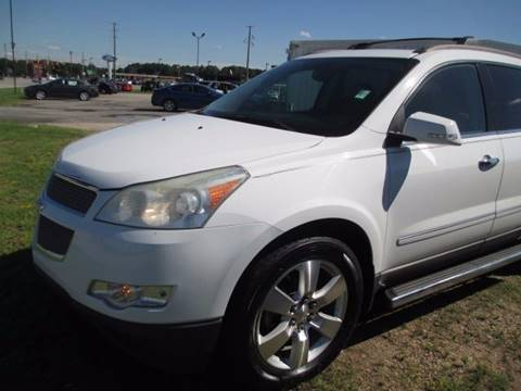 2009 Chevrolet Traverse for sale in Henderson, NC