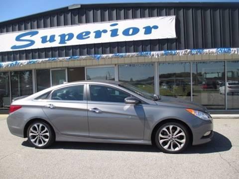2014 Hyundai Sonata for sale in Henderson, NC