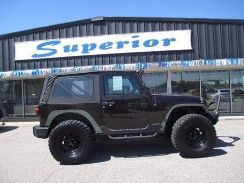 2013 Jeep Wrangler for sale in Henderson, NC