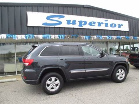 2012 Jeep Grand Cherokee for sale in Henderson, NC