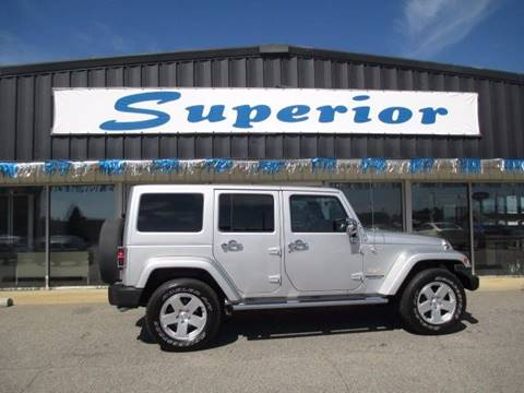 2011 Jeep Wrangler Unlimited for sale in Henderson, NC