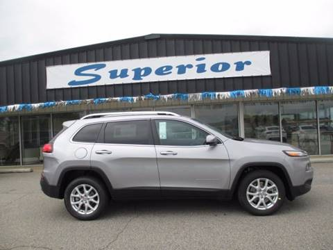 2018 Jeep Cherokee for sale in Henderson, NC