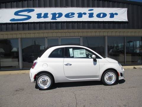 2019 FIAT 500c for sale in Henderson, NC