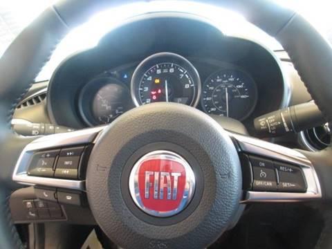 2019 FIAT 124 Spider