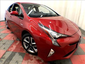 2016 Toyota Prius for sale at Smart Budget Cars ~ Madison in Madison WI