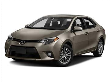 2016 Toyota Corolla for sale at Smart Budget Cars ~ Madison in Madison WI