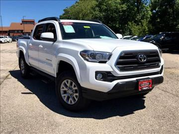 2016 Toyota Tacoma for sale at Smart Budget Cars ~ Madison in Madison WI