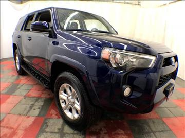 2016 Toyota 4Runner for sale at Smart Budget Cars ~ Madison in Madison WI