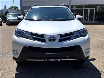 2013 Toyota RAV4 for sale at Smart Budget Cars ~ Madison in Madison WI