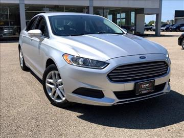 2013 Ford Fusion for sale at Smart Budget Cars ~ Madison in Madison WI