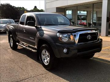 2011 Toyota Tacoma for sale at Smart Budget Cars ~ Madison in Madison WI