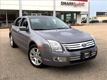 2007 Ford Fusion for sale at Smart Budget Cars ~ Madison in Madison WI